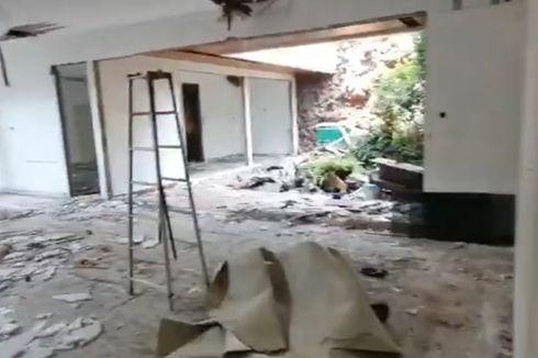Pencurian Rumah Mewah di Kebon Jeruk: Pelaku Bongkar Material Bangunan