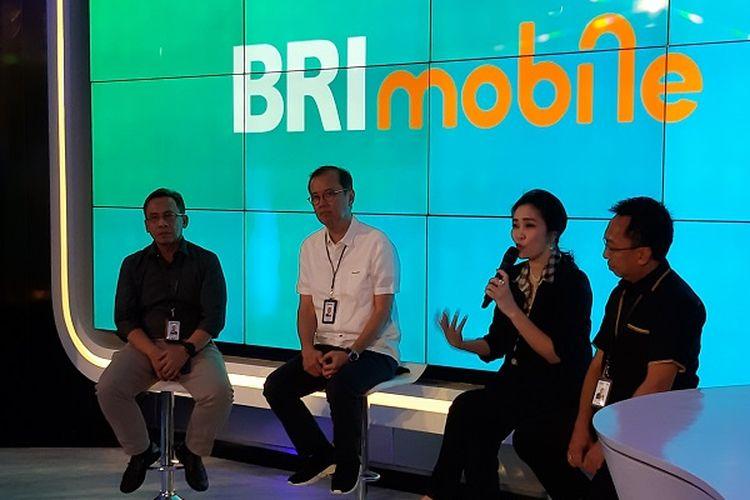 Gaet millenial, BRI luncurkan aplikasi BRImo