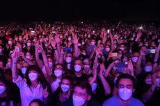 Uji Coba Festival Musik Saat Pandemi Gagal, 2.279 Penonton Terinfeksi Massal