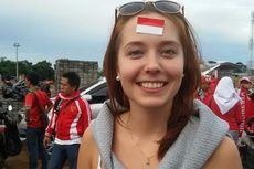 Mahasiswi asal Polandia Yakin Indonesia Menang