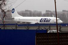 Pesawat Tergelincir dan Terbakar di Bandara Rusia, Satu Orang Tewas