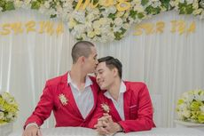 Pengantin Gay Thailand Tuntut Netizen Indonesia di Jalur Hukum Usai Diancam Mati