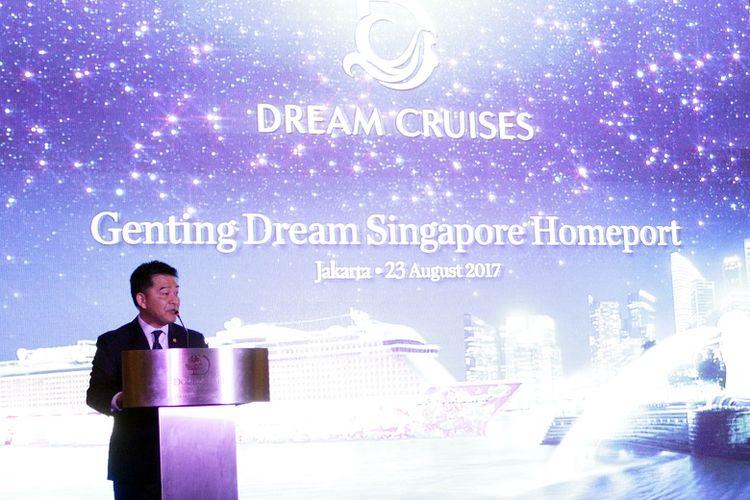 November 2017 Genting Cruises Line Buka Pesiar Ke Surabaya