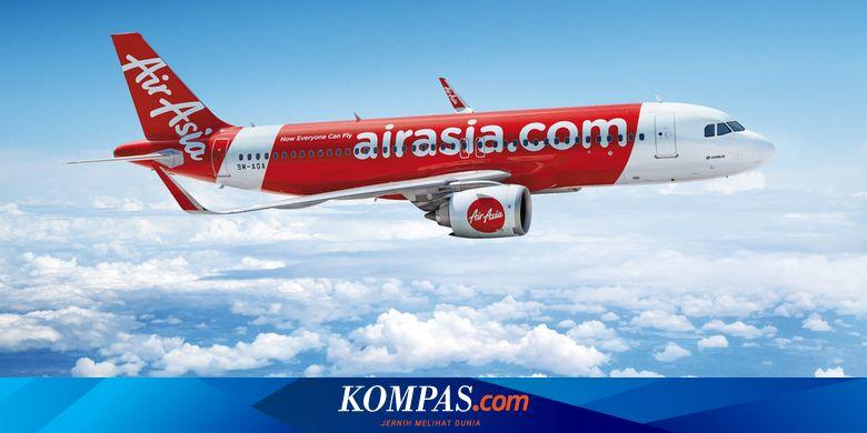 CMPP Luncurkan ASEAN Unlimited, AirAsia Gelar Promo Terbang Sepuasnya Hanya Rp 1,6 Juta