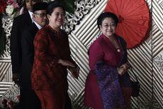 Megawati dan Jusuf Kalla Hadiri Pengukuhan Menkumham sebagai Guru Besar STIK