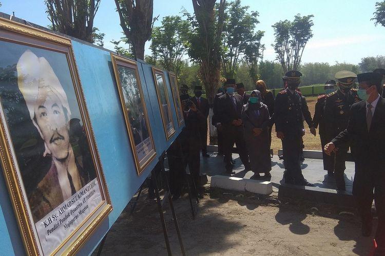 Peringati Hari Kesaktian Pancasila BUpati Magetan peringatkan akan kekejaman PKI. Di Magetan ada 5 sumur untuk menguburkan secara masal korban pembantaian PKI dimana 2 diantaranya dijadikan monument.