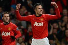 Keputusan Sir Alex Ferguson yang Buat Van Persie Kecewa di Man United