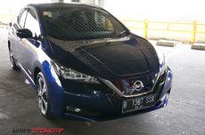 Sensasi Berkendara Mobil Listrik Nissan Leaf di Perkotaan