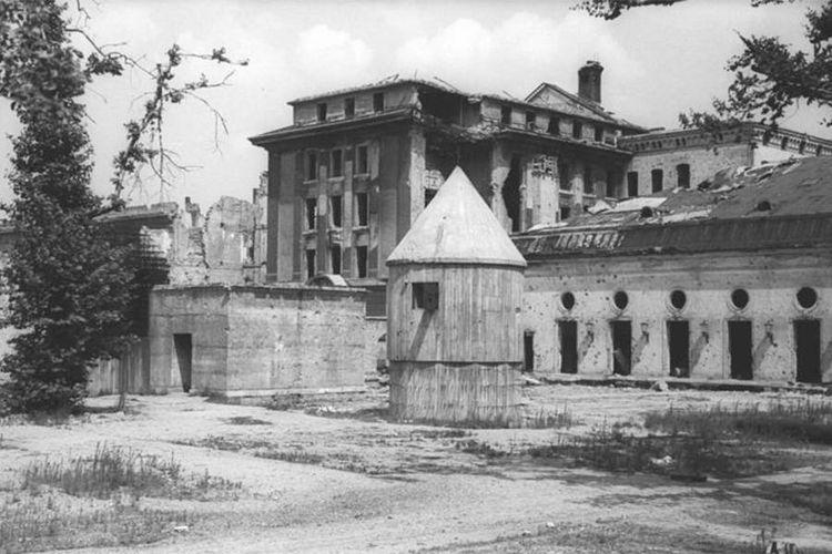 Lokasi Bunker Hitler