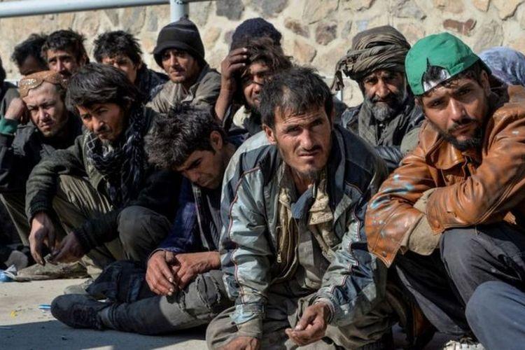 Sebuah pusat rehabilitasi di Kabul merawat warga Afghanistan yang kecanduan sabu.