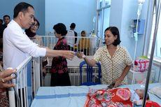 Jokowi Sidak Layanan BPJS di RSUD Abdul Moeloek Lampung, Ini Hasilnya