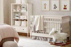 Panduan Menempatkan Furnitur yang Tepat di Kamar Bayi