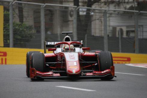 Formula 2, Tekad Sean Gelael di Sirkuit Baku