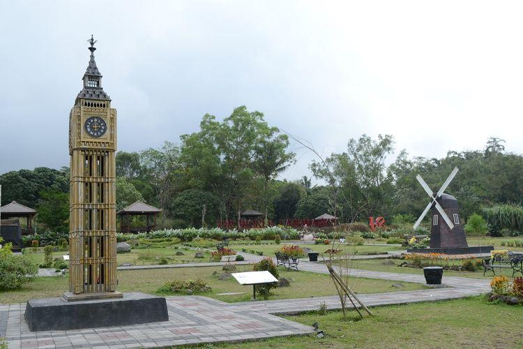 Merapi Park Yogyakarta.