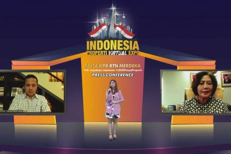 Indonesia Property Virtual Expo 2020 segura berakhir pada 15 Oktober 2020.