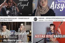 3 Fakta Menarik di Balik Lagu Aisyah Istri Rasulullah yang Kuasai Trending YouTube