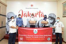 Charoen Phokphand Indonesia Bagikan Paket Bantuan Fiesta Ready Meal kepada Nakes PMI dan Rumah Sakit
