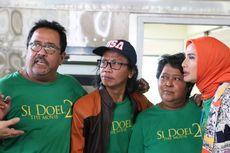 Keluarga Si Doel The Movie 2 Ikut Sibuk Pantau Arus Mudik