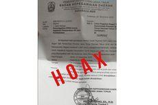 [HOAKS] Surat BKD Jatim tentang Penyerahan SK dan Pembekalan CPNS