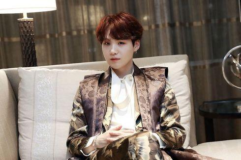 Suga BTS Igin Bikin Restoran Bareng Park Sun Ho