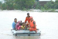 Air Sampai Atap, 4.500 Jiwa Terisolasi