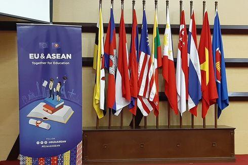 Lebih dari 5.500 Mahasiswa ASEAN Terima Beasiswa Uni Eropa