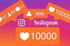 Instagram Tak Sengaja Sembunyikan Jumlah