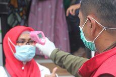 Tak Bermasker, Puluhan Wisatawan di Puncak Terjaring Operasi Yustisi