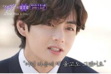 Muncul di You Quiz On The Block, V BTS Kenang Masa Sulit Sebelum Sukses
