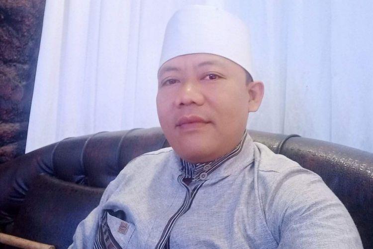 Ketua Gerakan Nasional Pengawal Fatwa (GNPF) Ulama Kabupaten Ciamis, Ustad Deden Badrul Kamal