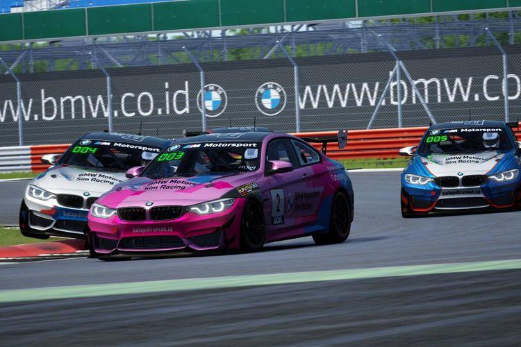 Kompetisi Balap di Rumah kembali bergulir pakai BMW M4 GT4