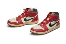 Air Jordan 1 Chicago Michael Jordan Terjual Rp 6,1 Miliar