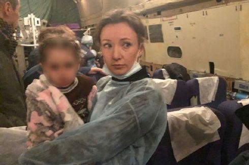 27 Anak-anak Anggota ISIS di Irak Kembali Pulang ke Rusia
