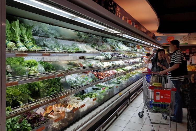 Supermarket Bonnet, Surabaya