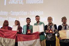 3 Mahasiswa UNS Sabet Medali Emas Kompetisi Inovator Muda Dunia