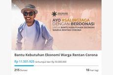 Sebelum Meninggal, Glenn Fredly Buka Donasi Bantu Warga Terdampak Virus Corona