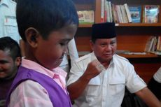 Jika Terpilih, Prabowo Janji Ada