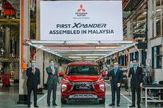 Dijual November, Mitsubishi Mulai Produksi Xpander di Malaysia
