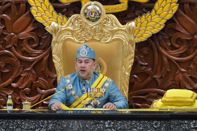 Yang Dipertuan Agong Malaysia, Sultan Muhammad V.
