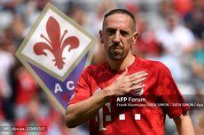 Resmi Berlabuh ke Fiorentina, Franck Ribery Jadi Rekrutan Ke-7
