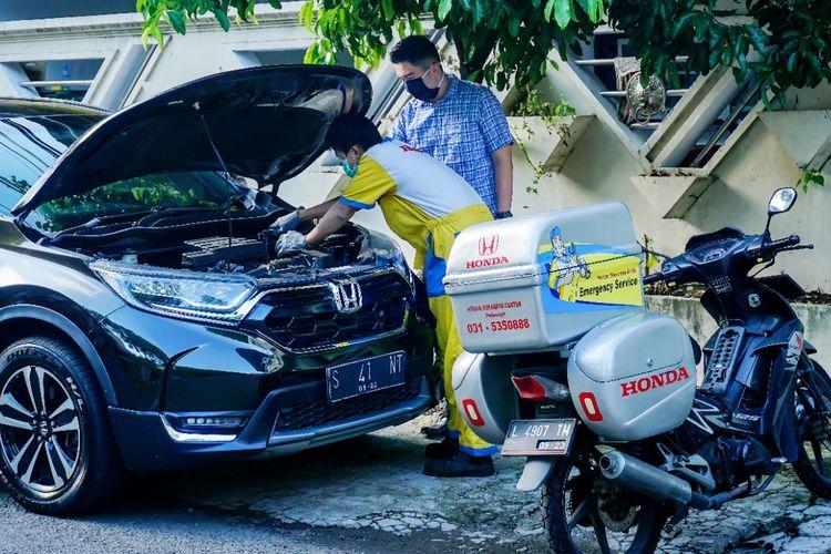Honda berikan servis gratis untuk dokter