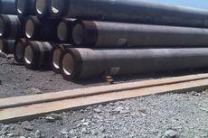 Ditopang Proyek Pemerintah, Penjualan Semester I 2016 Krakatau Steel Naik 39,59 Persen