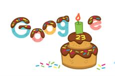 Google Doodle Berbentuk Kue Tart, Apa Makna di Baliknya?