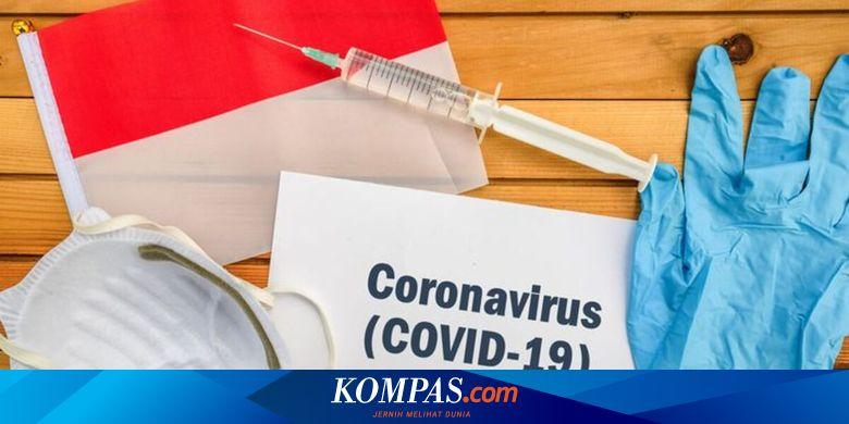 Presentase Kematian Corona Indonesia Capai 8 4 Persen Ini Kata Ahli