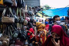 Pasar Tanah Abang Kembali Beroperasi, Ratusan Pedagangnya Jalani Tes Covid-19