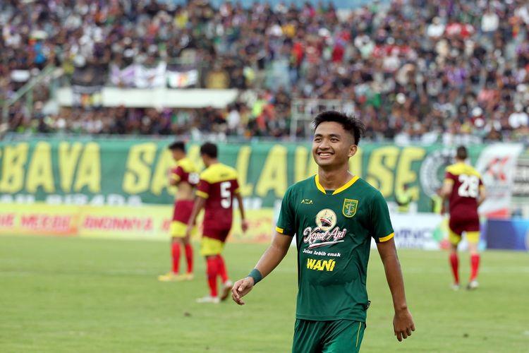Pemain muda Persebaya Surabaya, Hambali Tholib.