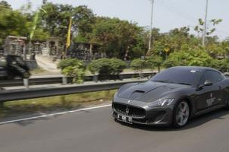 Maserati Granturismo Mc >> Maserati Granturismo Mc Stradale Klimis Tapi Buas