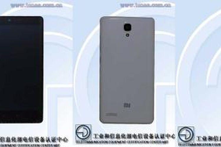 Phablet entry-level Xiaomi, Redmi Note 2