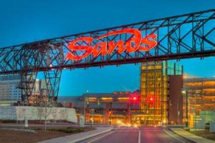 Pemerintah Spanyol menganulir megaproyek resor terpadu dengan fasilitas kasino milik Las Vegas Sands Corp.