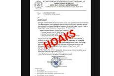 [HOAKS] Surat Pengangkatan Seluruh Pegawai Honorer Menjadi PNS Tanpa Tes